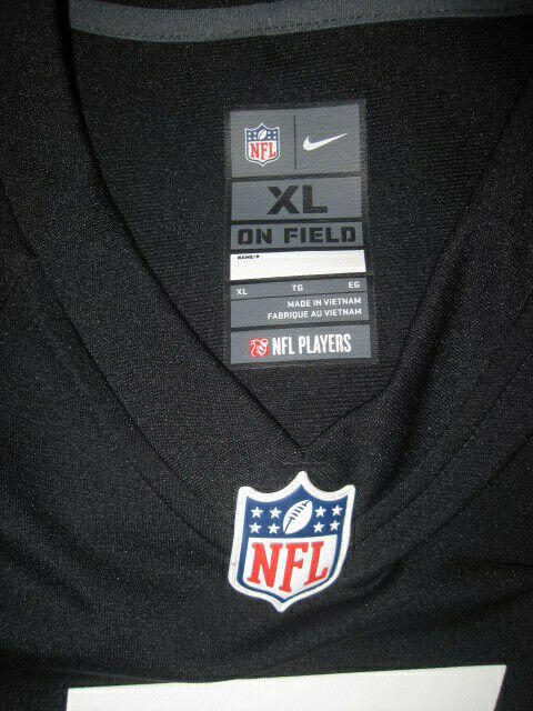d805b79d727 Pittsburgh Steelers Ben Roethlisberger Nike Jersey men s XL NWOT NEW ...