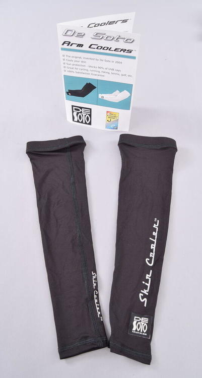 DeSoto Arm Coolers NEW XS