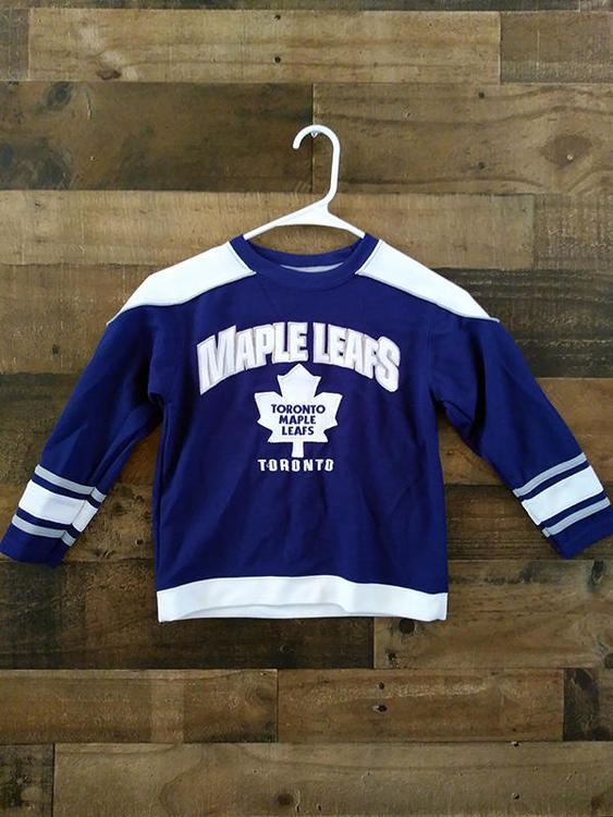 low priced 65adb 5212e NHL Hockey TORONTO MAPLE LEAFS Embroidered Polyester Youth Team Jersey