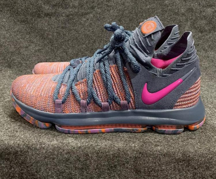 detailed look d8172 9319d Nike Zoom KD10 LMTD Mens All-Star Ocean Fog Fuchsia 897817-400 Size 11.  Related Items