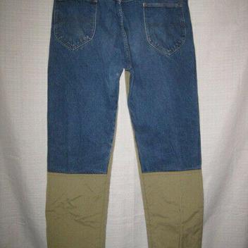 40b68c15e2e7e LL Bean Pheasant Hunting Brush Pants men's 36 x 31 upland grouse Made in USA