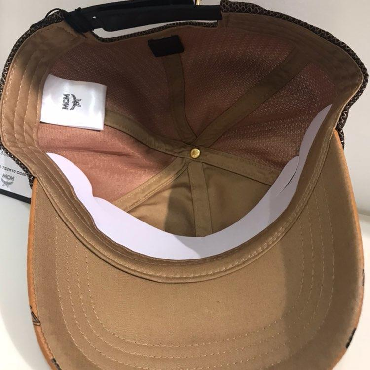 188e38c2c59d6 MCM NWT MEN HAT