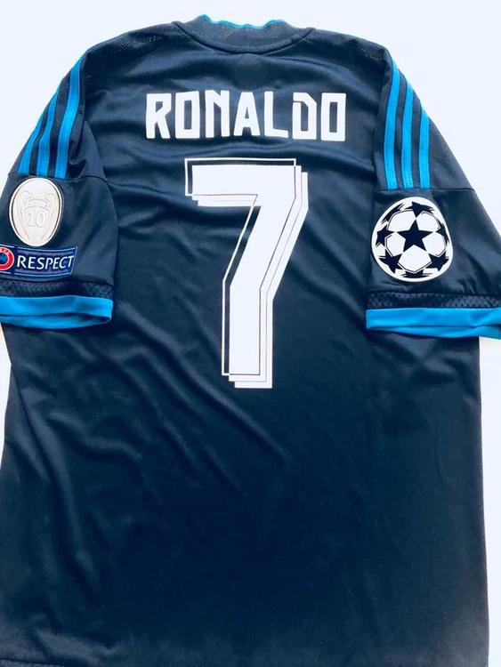 best service 8dcf0 0367b Adidas Real Madrid # 7 Ronaldo 3rd jersey