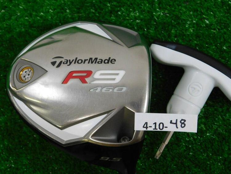 DRIVER UPDATE: TAYLORMADE R9 460CC