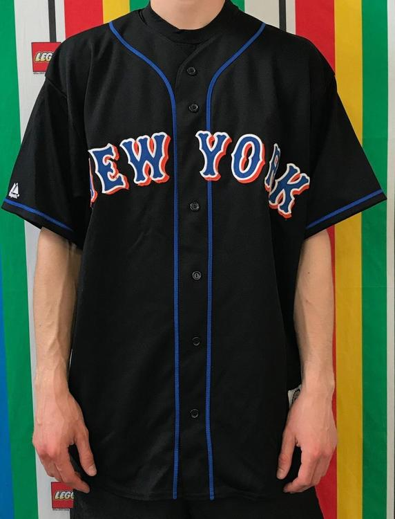 competitive price 43bb9 044e6 Collection Shawn Green New York Mets Stitched Majestic MLB Baseball Jersey  for Men 2XL