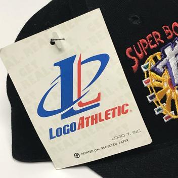 257f7462b971f8 VTG 1997 90s Super Bowl XXXI 31 Tailgate Party Snapback Hat Cap NWT New Tags