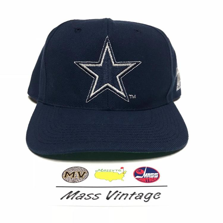 a6b6ef3a877d0c Collection Dallas Cowboys Sports specialties plain LOGO 90s Nfl Cap  Snapback Cap
