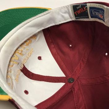beb3b5cded51d VINTAGE 90s Washington Redskins Sports Specialties Script NFL Snapback Hat  Cap. Related Items