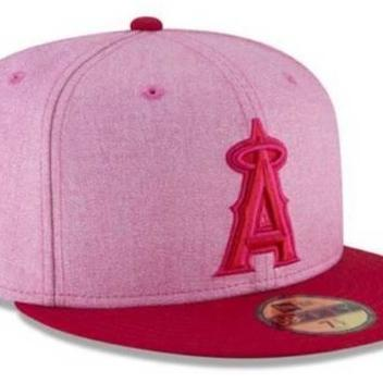 2458ee62124cd5 LOS ANGELES ANAHEIM ANGELS 2018 NEW ERA ON-FIELD HAT 5950 7 1/2 MOTHER'S DAY  OFFICIAL HTF BRAND NEW. Related Items