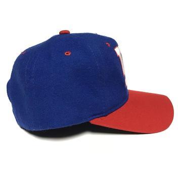 5a209e1f173 VINTAGE 90s New York Giants Snapback Hat Cap Wool Starter NFL Football Blue  Red