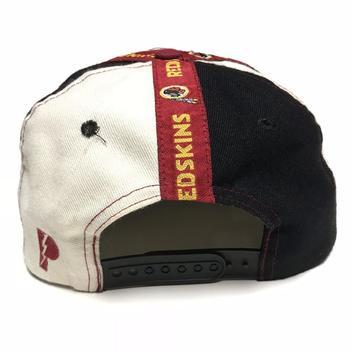 e7820714b5da3 Vintage 90s Washington Redskins Nfl Football Wool Hat Cap Snapback  Tricolor. Related Items