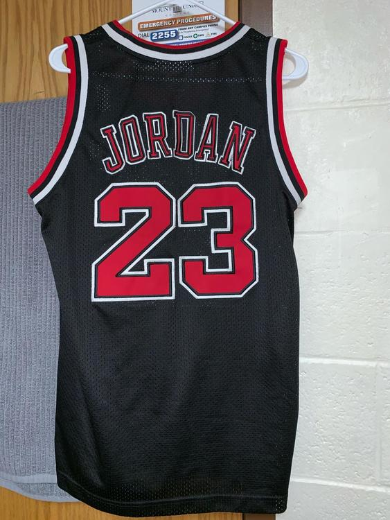 huge discount 5fc4a 690b2 Mitchell And Ness Michael Jordan Jersey