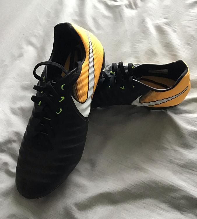 newest e7058 2f242 Nike Tiempo Legend 7 VII FG 897752-008 Black/White/Laser Orange/Volt