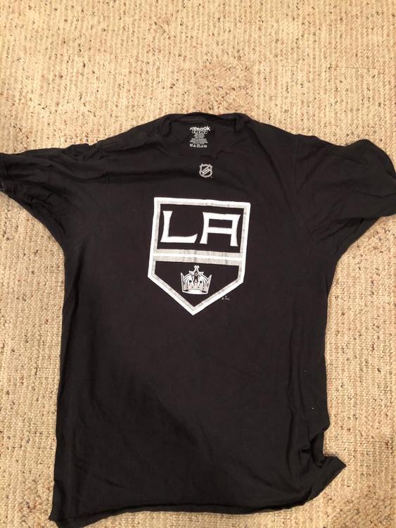online store eb910 198b9 Reebok Dustin Brown Los Angeles Kings Jersey Shirt Adult M