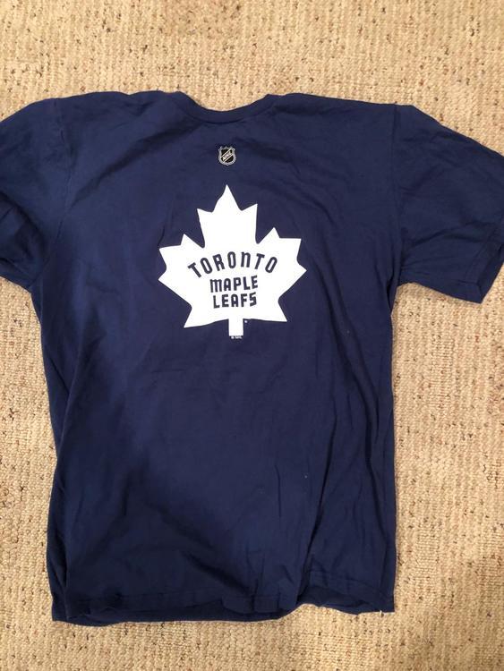 pretty nice 3b9f2 707e0 Reebok Phil Kessel Toronto Maple Leafs Jersey Shirt Adult L