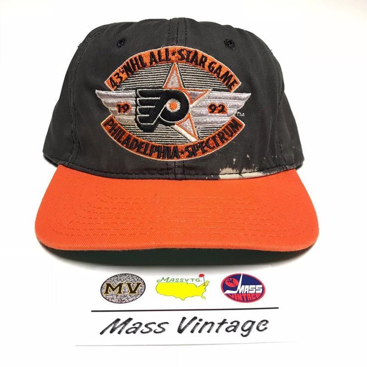b033b174451693 VTG 1992 Philadelphia Flyers Starter NHL Hat Snapback Cap   Hockey Apparel,  Jerseys & Socks   SidelineSwap