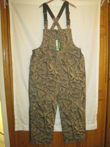 fd384cc05a272 Cabela's Mossy Oak Shadow Grass Camo Duck Hunting Bib Pants men's XXL NWT  NEW. Related Items