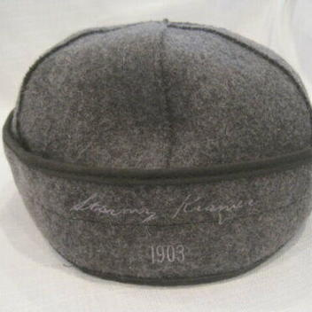 30cf4b66bc706 Original Stormy Kromer Wool Hat men s 7 1 4 gray Made in USA fishing hunting.  Related Items