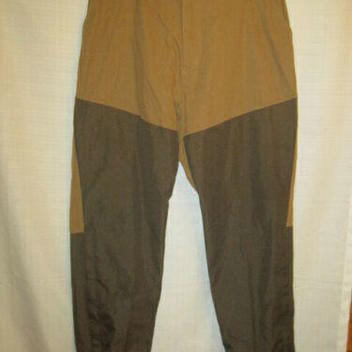 5fb8b976264a8 Pheasant Hunting Brush men's L brown upland grouse zipper legs   15 ...