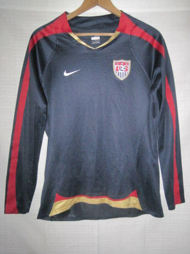 2512c626bcc Team USA Nike Fit Dry Soccer jersey women s M blue Olympics World Cup.  Related Items