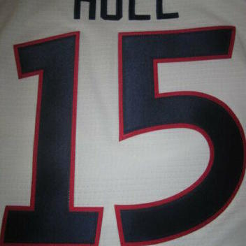 f86334c35 Vintage Team USA Brett Hull Nike Hockey Jersey men s 52 Olympics World Cup.  Related Items