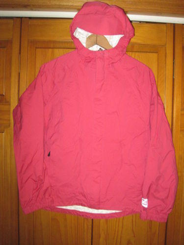 97fcfe41f REI Rainwall waterproof rain jacket girls L 14/16 pink camping hiking