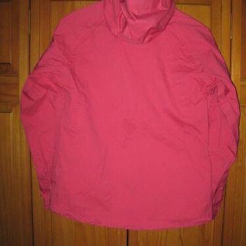 9fb2b8b99 REI Rainwall waterproof rain jacket girls L 14/16 pink camping ...
