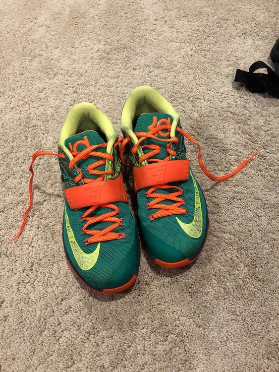 on sale 9c01f 26562 RARE Nike KD 7 Weatherman
