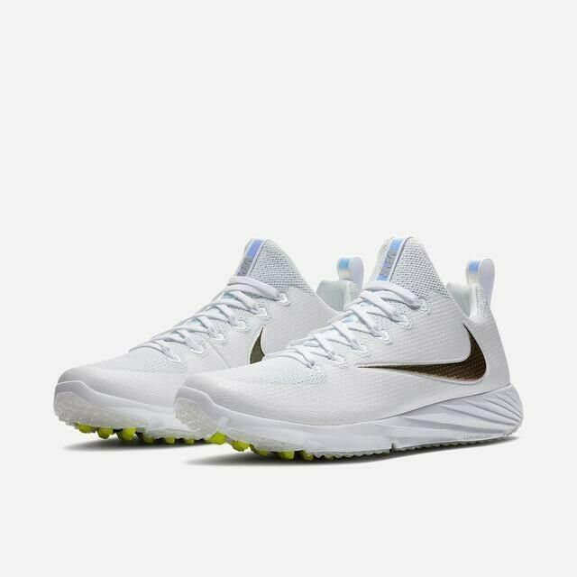 1ee36a654b Nike Vapor Speed Turf Football Trainer sz 13 White 833408 112 Super Bowl  LII 52