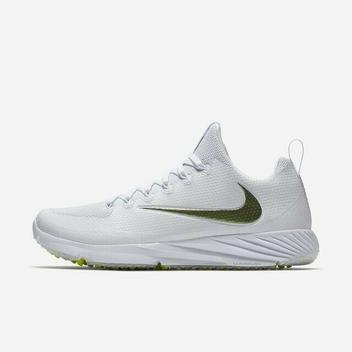 b316aadea671 Nike Vapor Speed Turf Football Trainer sz 13 White 833408 112 Super ...