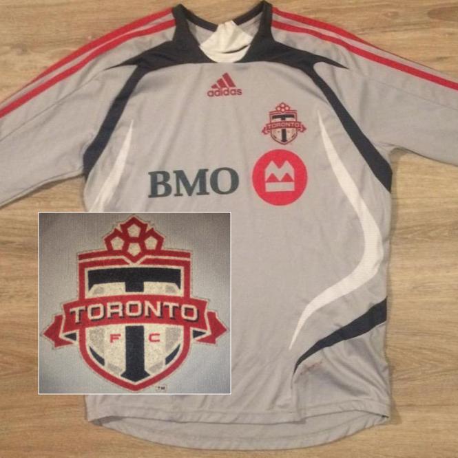 half off e98ed 96b5e (Medium) Adidas Toronto FC Major League Soccer Jersey
