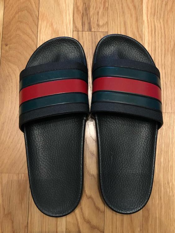 FAKE Gucci Slides Size 9/9.5
