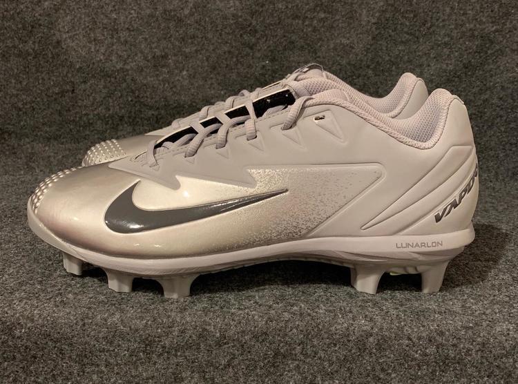 3825073d075e Nike Men's Vapor Ultrafly Pro MCS Cleat Silver Grey 852698-001 Size 11.5 |  PRICE DROP | Baseball Footwear | SidelineSwap