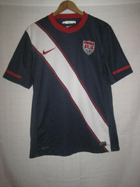 3c5d10919 Team USA Nike Dri-Fit Soccer Jersey men s M blue. Related Items