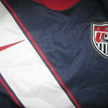 b16c48b2c93 Team USA Nike Dri-Fit Soccer Jersey men s M blue. Related Items