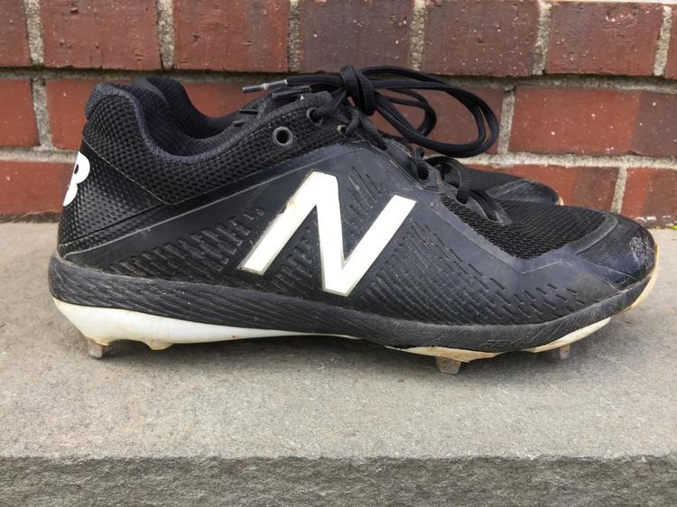 b3a92452228d New Balance Metal Men's Spikes Size 11.5 | Baseball Footwear | SidelineSwap