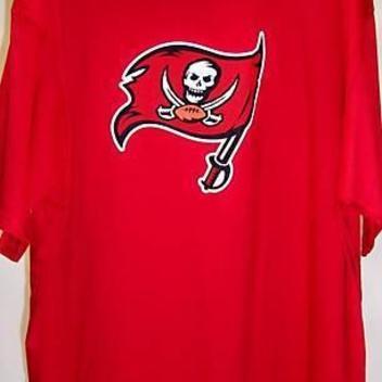b2295266 Reebok NFL Logo Premier T-Shirt T.B. Buccaneers MED
