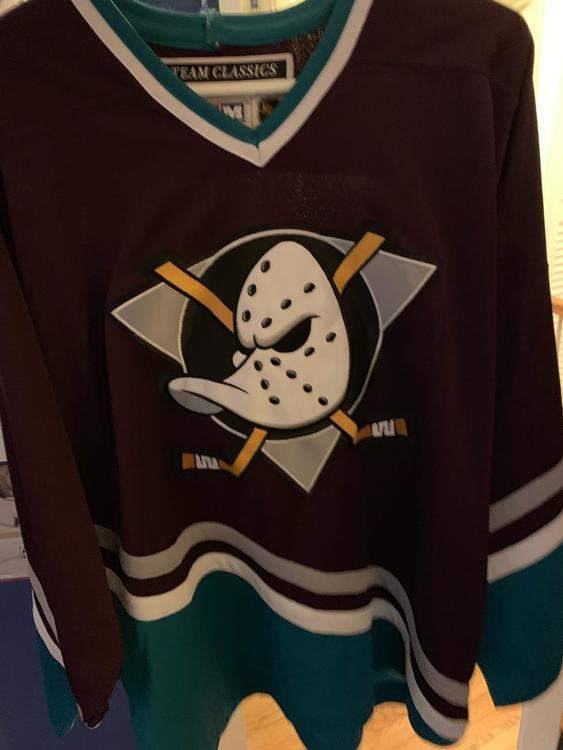 c310ccca1 CCM Anaheim Mighty Ducks Jersey | Hockey Apparel, Jerseys & Socks ...