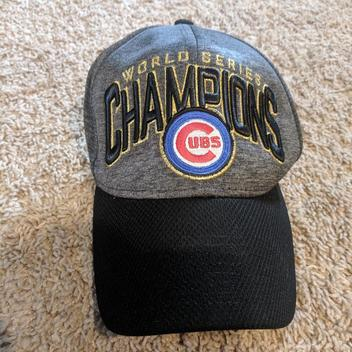 2ade8423d91 New Era 2016 Chicago Cubs World Series Hat