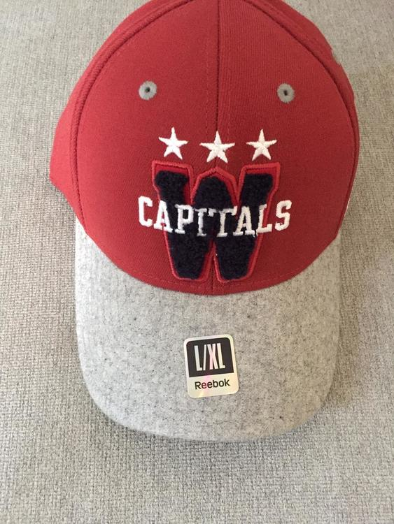 109c6f77e33b6 Reebok Washington Capitals Winter Classic Hat
