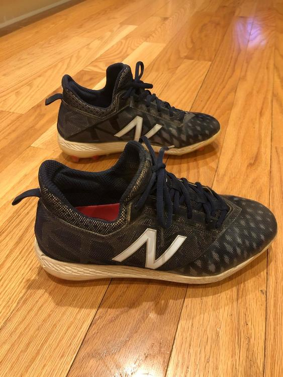 dc7baa803ef5 New Balance Compv1 Cleats | SOLD | Baseball Footwear | SidelineSwap