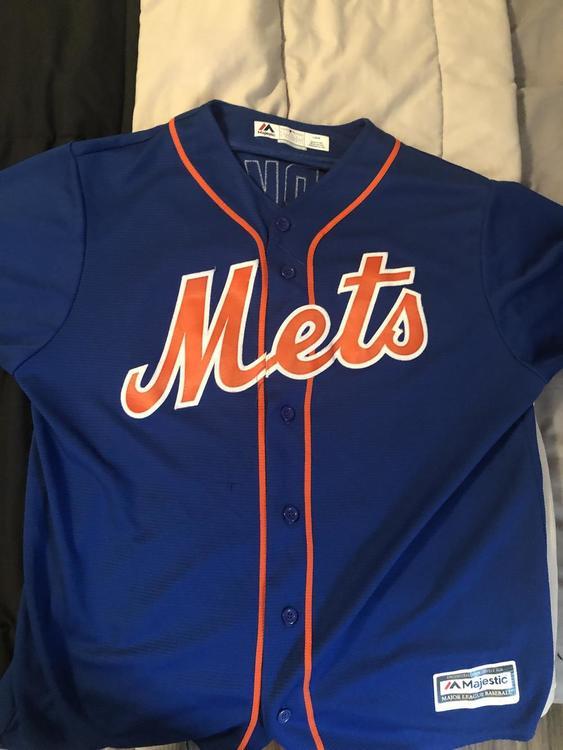 wholesale dealer 6e5e1 6a475 Matt Harvey New York Mets Blue Jersey- Barely Used (L)