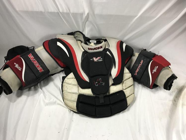 Vaughn Vlt80 Chest Protector Size Senior Small Sold Hockey