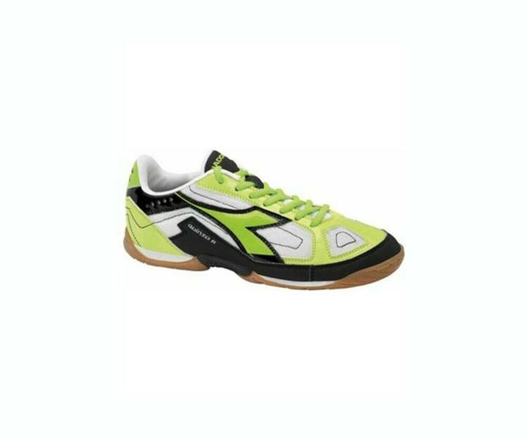 f4f5b8b0fcb Diadora Quinto R ID Soccer Turf Shoes - Men Size 8 - Yellow Green Black -  NEW. Related Items