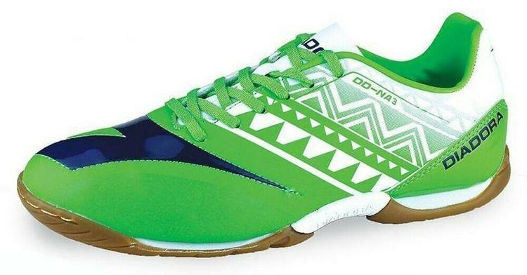 a80c1e01d3b Diadora DD-NA 3 R ID Mens Shoes Size 8.5 Green White Blue - NEW ...