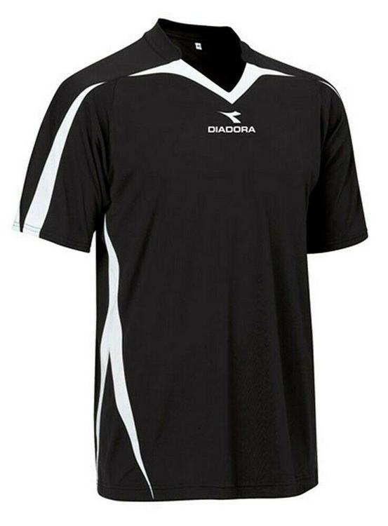 75adbbce80c Diadora Rigore Soccer Jersey - Small - Black - NEW. Related Items