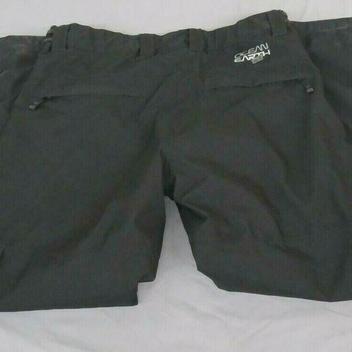 fa1e734db25 Ocean Earth Pro Series Fleece Lined Ski/Snowboard Cargo Pants Men's ...