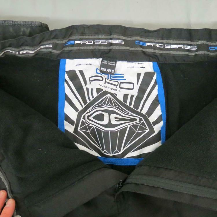 12c4f70b3e8 Ocean Earth Pro Series Fleece Lined Ski/Snowboard Cargo Pants Men's XXL  GREAT   Skiing Apparel & Outerwear   SidelineSwap