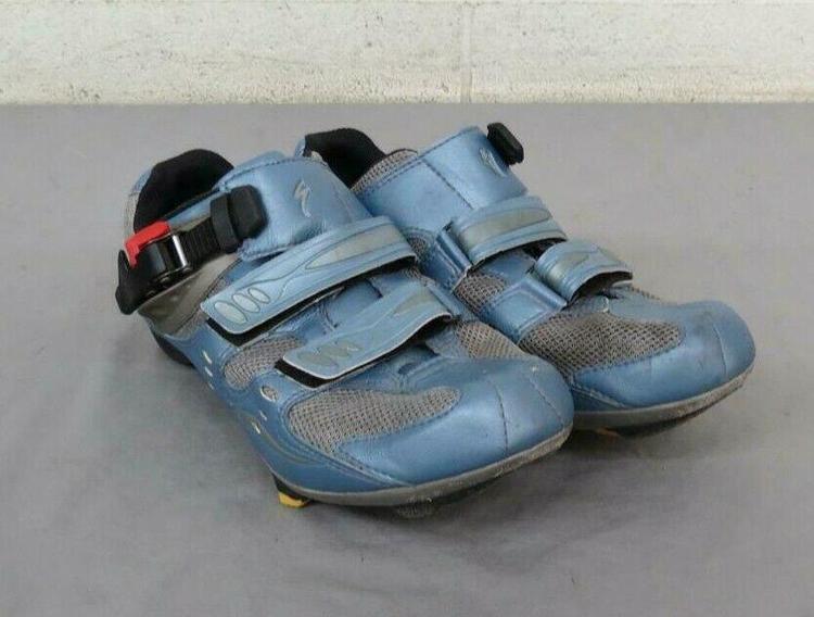 ef73030c217 Specialized BG Body Geometry Road Bike Cycling Shoes w Cleats Women s 9 EU  40