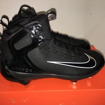 best website 2460e 26a80 New Nike Lunar Vapor Trout Metal Men s Baseball Cleats sz 13 Pink Black  Mothers Day MLB Promo. Related Items. Add to My Feed. NEW LISTING